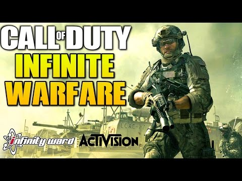 "*NOUVEAU* CALL OF DUTY: ""INFINITE WARFARE"" (COD 2016)"