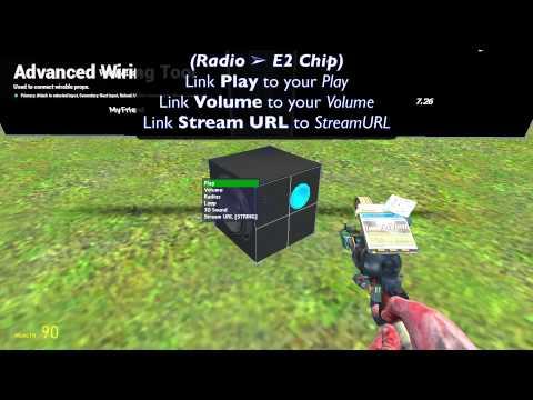 WireMod - Music Player V2.0