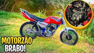 VAMOS FAZER UM MOTOR MUITO FORTE PRO GAFANHOTO ‹ Danilo Crespo ›