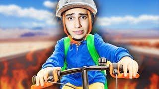 פעם אחרונה שאני רוכב על אופניים ב-GTA