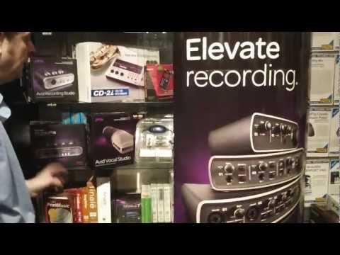 New Music Technology Products at Groth Music