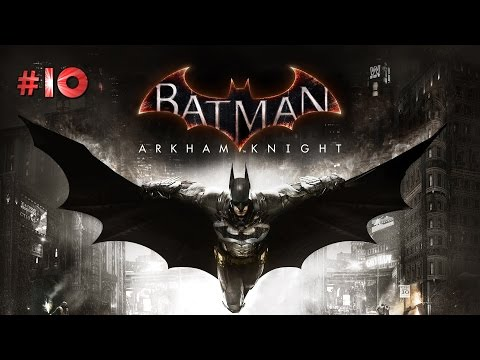 Batman Arkham Knight Walkthrough Gameplay Part 10- Remote Hacking Device/ Stagg Airship