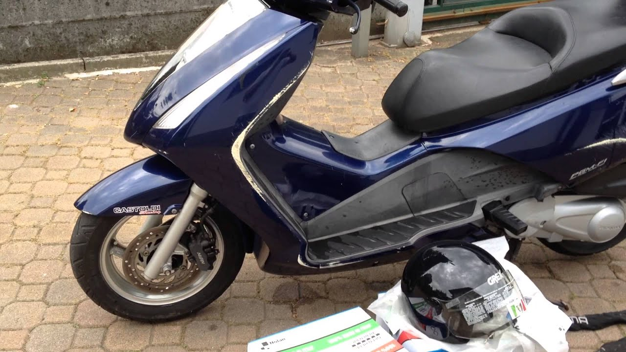 honda panteon 150