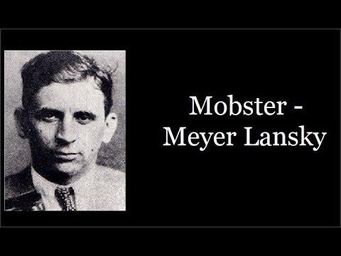 Mobster - Meyer Lansky