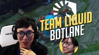 CHALLENGER MOVING - Doublelift and Olleh DUO (also Impact)