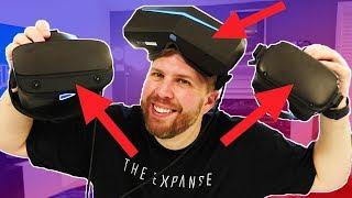 Oculus Rift S vs Oculus Quest vs Valve Index vs Pimax 5K+ | Best VR Headset 2019?