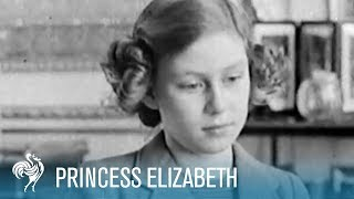 Princess Elizabeth Broadcasts To The Nation on Children's Hour (1940) | War Archives