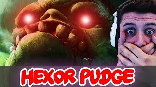 hexOr Pudge Ultimate Gameplay Compilation - Dota 2 EPIC Plays, EPIC Hooks