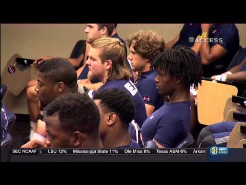 Auburn All-Access for the SEC Network and ESPN