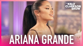 Ariana Grande Reflects On Moving To LA For VICTORiOUS
