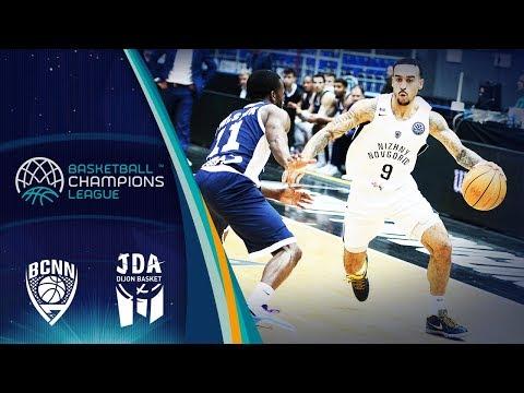 Nizhny Novgorod v JDA Dijon - Highlights - Round of 16 - Basketball Champions League 2019-20