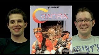 Contra (NES) James & Mike Mondays