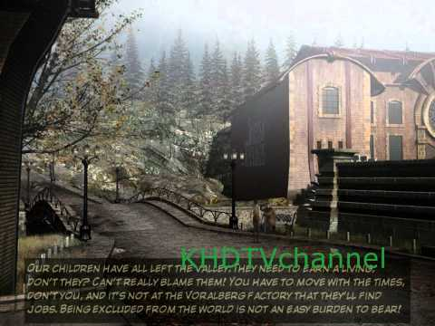 Syberia I Walkthrough part 1 - Valadiléne 1 of 2 (Arrival)