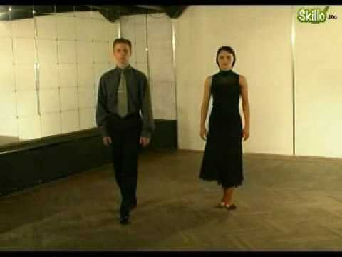 Видеоурок танец Вальс