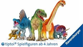 tiptoi® Spielfiguren - Dinosaurier