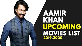 Aamir Khan Upcoming Movies In 2019 & 2020 With Release Date
