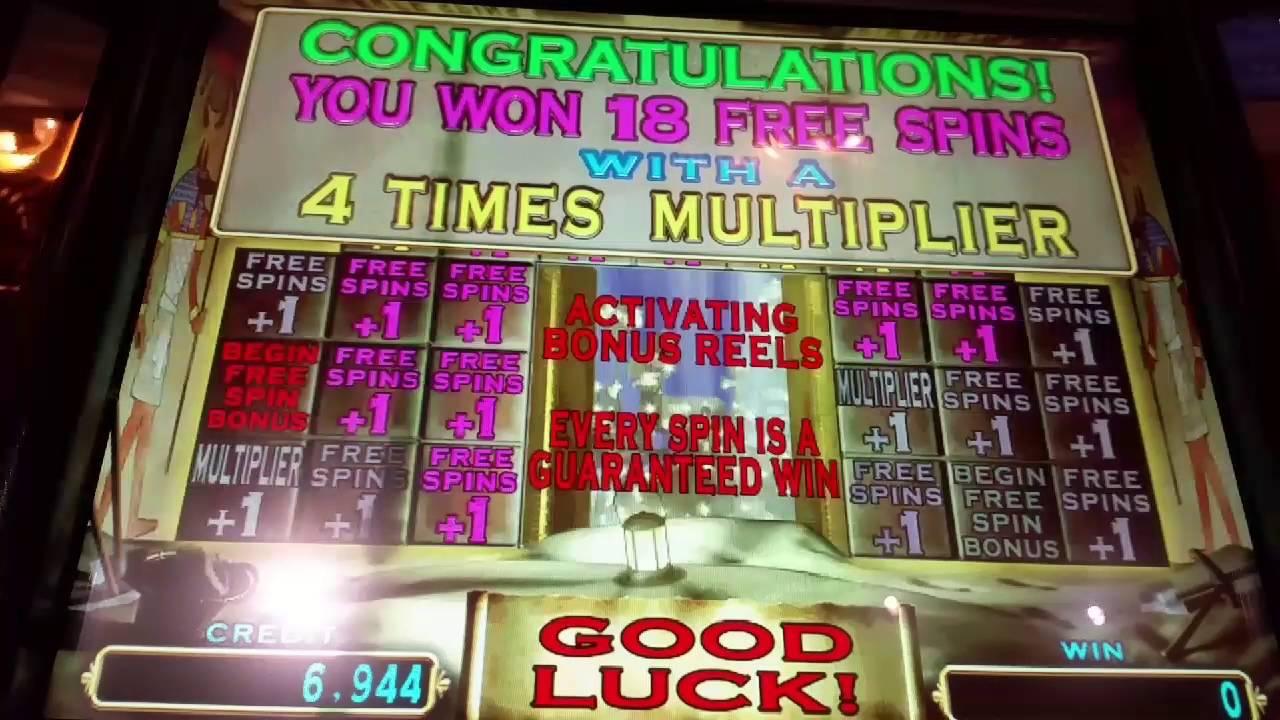 Pharaoh Fortune Slot Machine