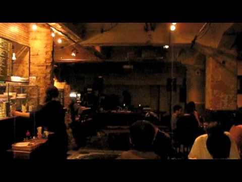 """Tatsuya Shimada - """"hidden echo"""" @ Cafe Independants"""