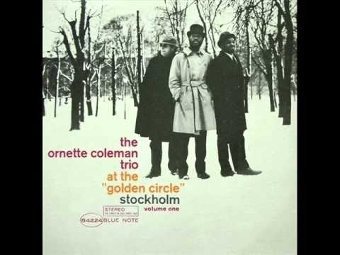 Ornette Coleman Trio at the Golden Circle - Faces and Places