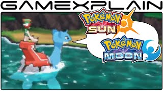 Pokémon Sun & Moon - Adventure Trailer Discussion