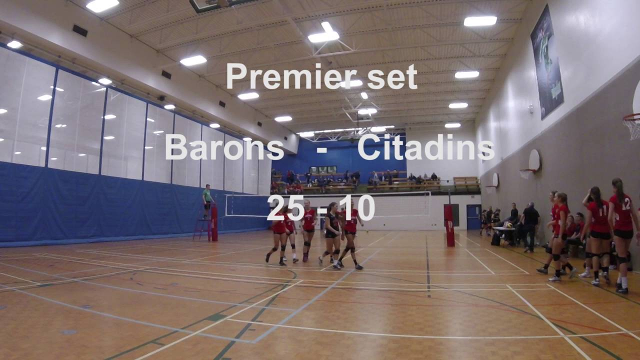 Download 2016/10/09 Barons JD1 vs Citadins U16