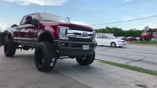 "2017 FORD F250  8"" Mcgaughys Suspension"