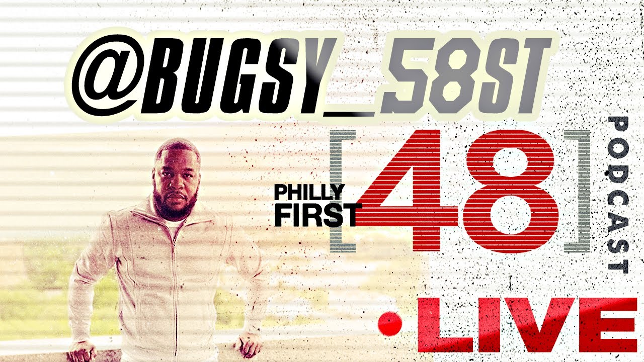 BUGSY_58ST: Talks TAKEDOWN, ACE CAPONE, BIG MEECH, MEEK MILL, BATTLE RAP, MORE!!! PT.1