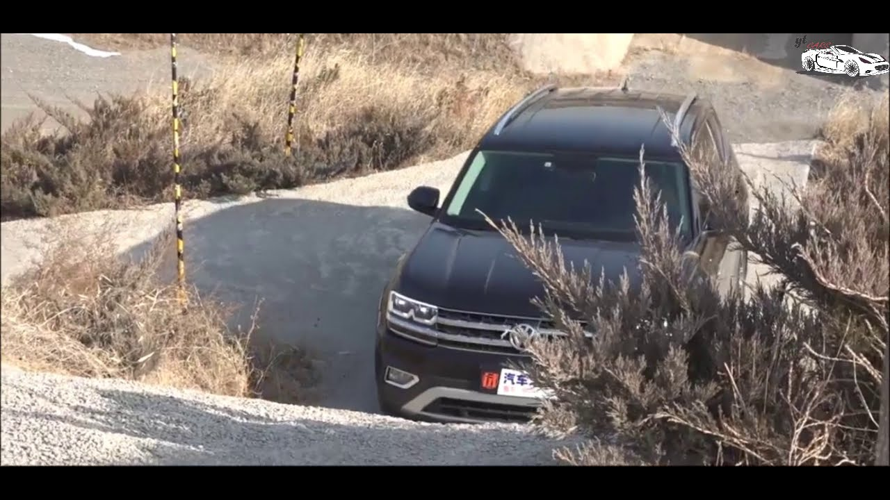 2020 Volkswagen Touareg Field Off-road Test |YtCars - YouTube