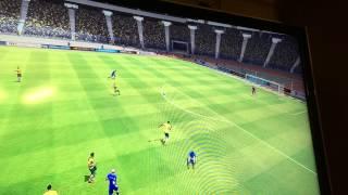FIFA 15- PASSAGGIO PERFETTO E PALLONETTO!!!