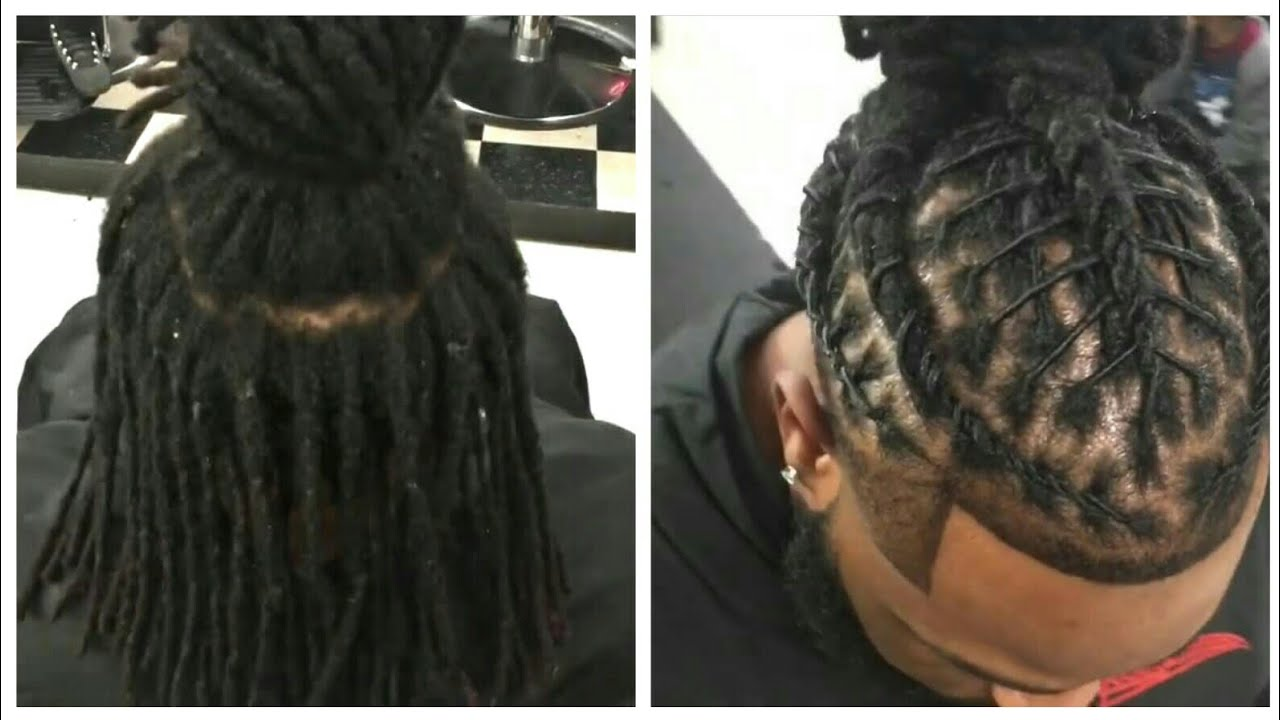 dread hairstyles | by lux & locs | afro haircut