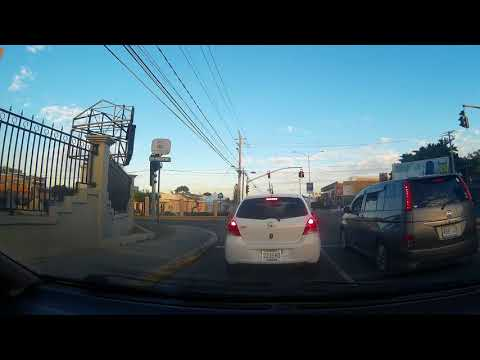 Driving In Jamaica - Kingston To Negril