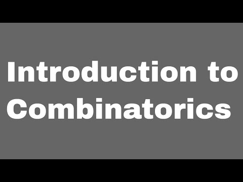 Combinatorics #1:  Rule of Sum and Product | Discrete Mathematics