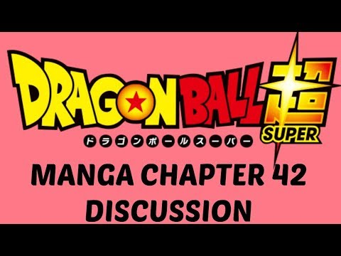 Db super manga 42