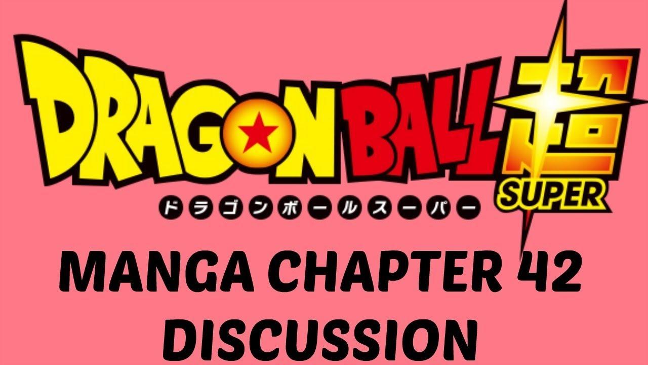 Dragon Ball Super Chapter 42 Release Date & Spoiler