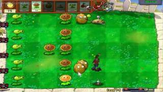 Plants Vs. Zombies HD - Level 1-9