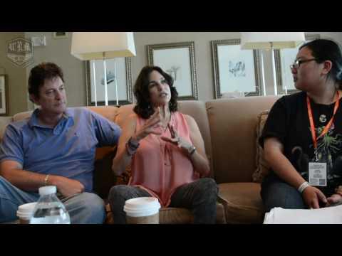 [AnimeNEXT 2016] Richard Epcar and Ellyn Stern Interview