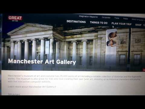 travel guide to manchester uk