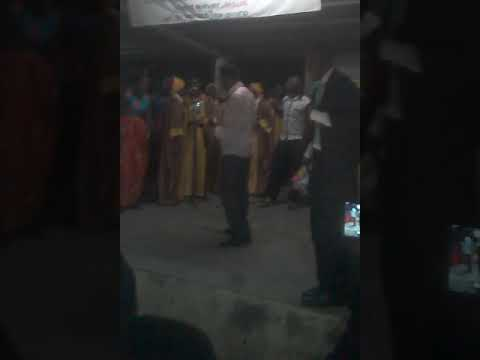 Otis endie concert soubre Jésus est de mon coté