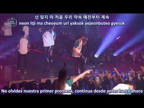 BTOB(비투비) - I LOVE YOU FOREVER (예지앞사) - [Sub Español + Hangul + Rom] FMV