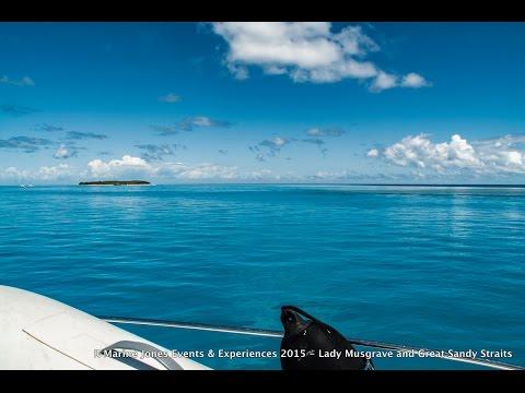 R Marine Jones Great Sandy Straits Experience 2015