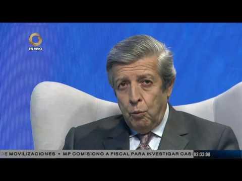 Brújula Internacional: Relaciones Argentina-Venezuela y próximas actividades de Cavenar