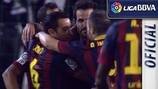 Resumen de Real Betis (1-4) FC Barcelona - HD