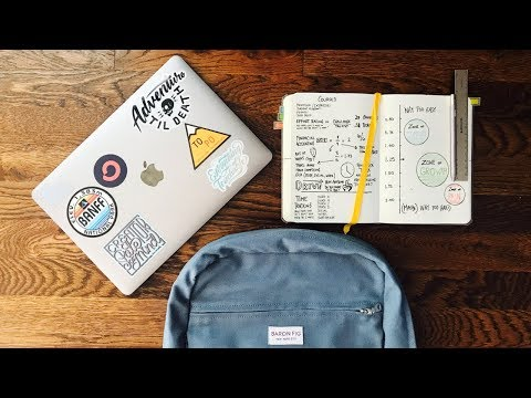 Simple Bullet Journal Ideas for Students: Back to School Planning & Tips
