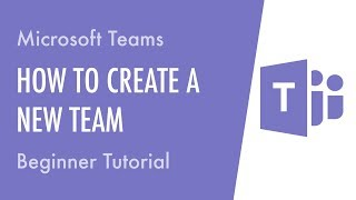 Comment Créer une Équipe de Microsoft