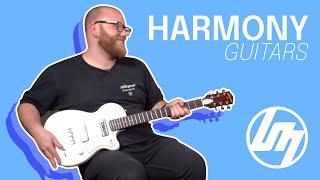Harmony Guitars!? | Better Music