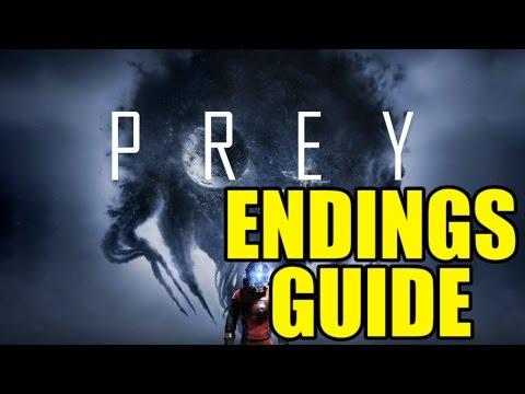 Prey 2017 Endings Guide All Endings Explained, How To Get All Endings
