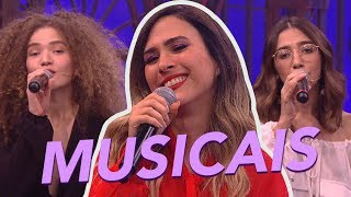 MUSICAIS   Tatá Werneck, Luísa Sonza, Anavitória, IZA e mais!   Lady Night   Humor Multishow