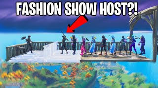 I FLOATED In Fortnite Fashion Shows...