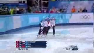 Short Track Hombres Sochi 2014