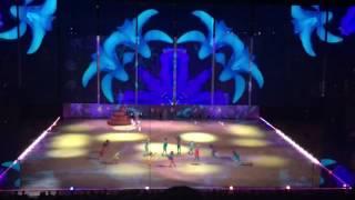 """Ледовое шоу """"Щелкунчик"""" в Олимпийском. Вальс цветов"""